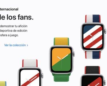 Cómo descargar la esfera con la bandera de tu país en el Apple Watch