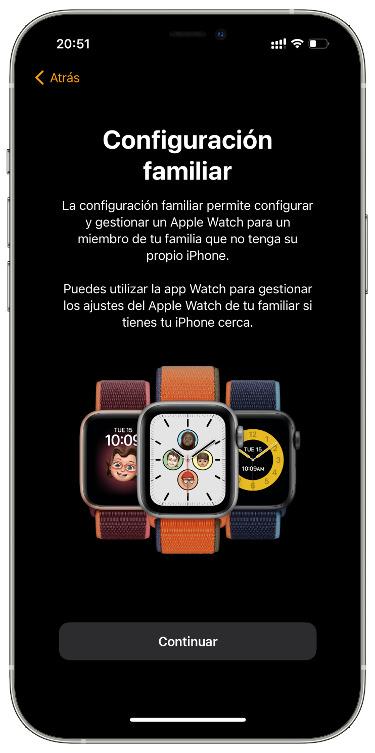 Apple Watch sin tener un iPhone 2