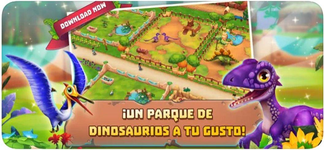 Dinosaur Park: Primeval Zoo