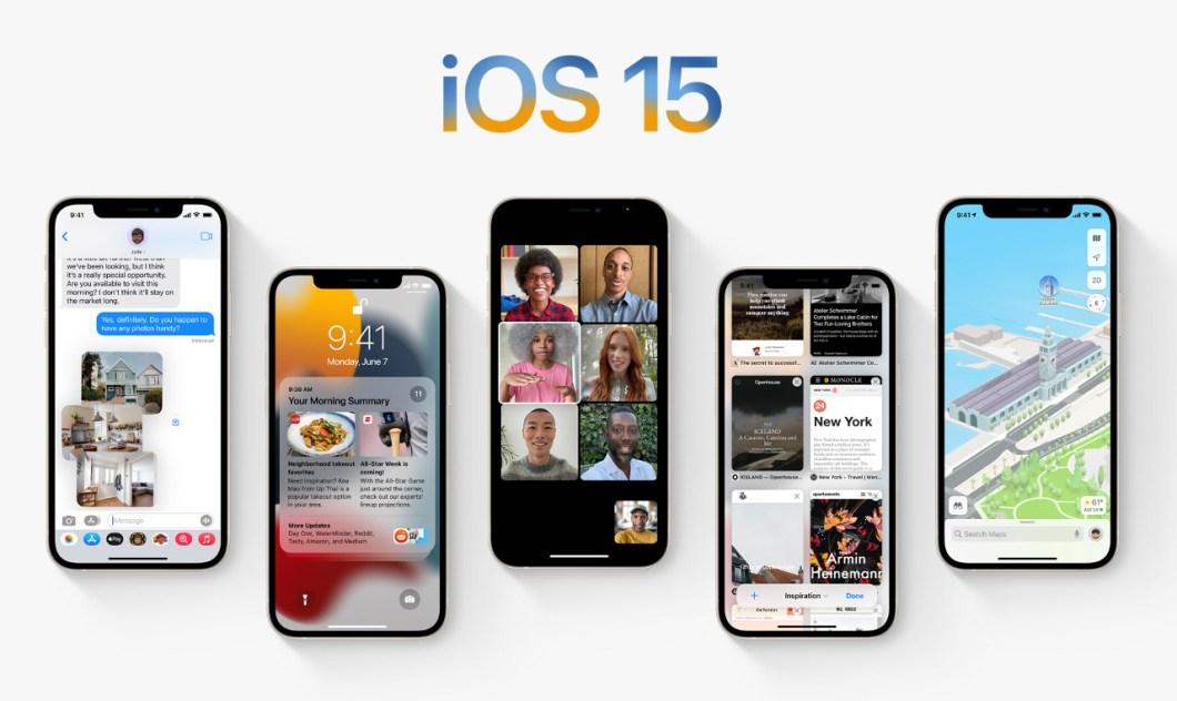 Novedades de iMessage en iOS 15