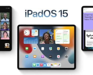 Estas son todas las novedades que trae iPadOS 15