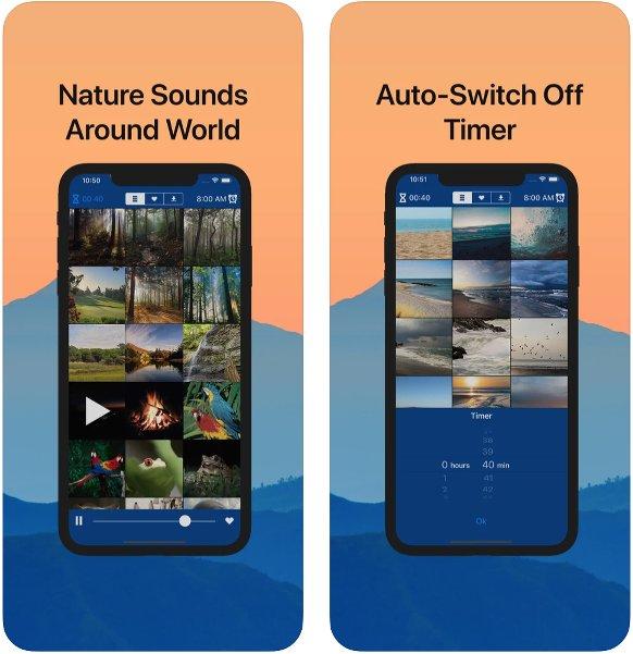 App Nature