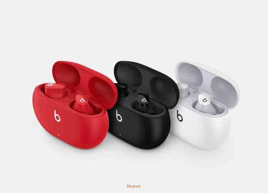 nuevos airpods beats studios buds 1