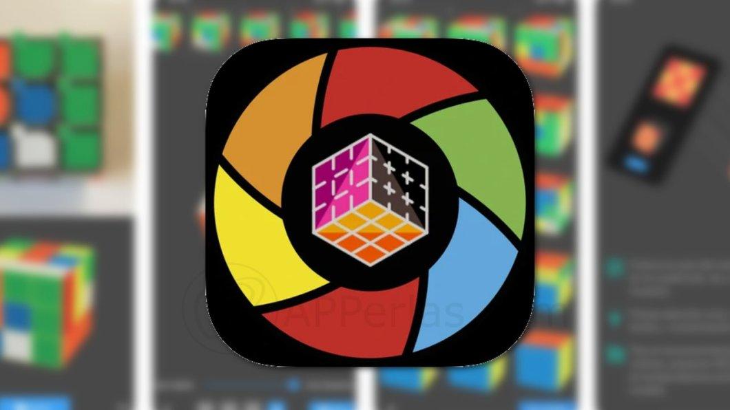 Asolver, la app para hacer un cubo de Rubik