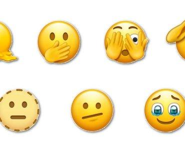 Estos son los nuevos emojis que llegarán en 2021-2022