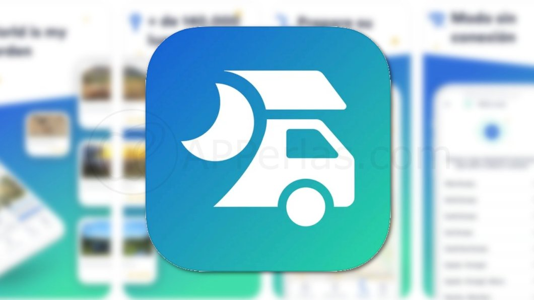 Park4night, app indispensable para viajar en autocaravana