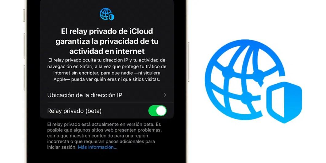 Relay privado iOS 15