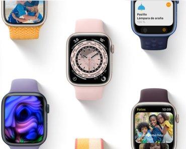Una de las nuevas esferas de WatchOS 8, devora la batería del Apple Watch