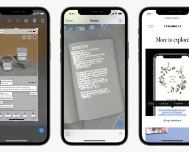 Cómo copiar el texto de una foto que hayamos realizado con el iPhone