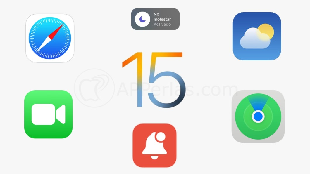 Novedades más útiles de iOS 15