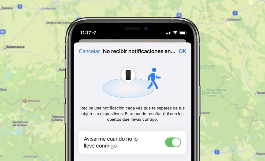 perder el iPhone