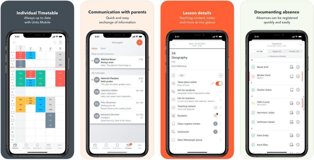 Untis Mobile