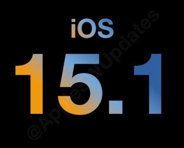 Novedades de iOS 15.1, ya disponible para descargar en iPhone y iPad