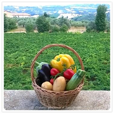 Ingredienti per il Ciabotto :: Verdure fresche di stagione e a Km 0