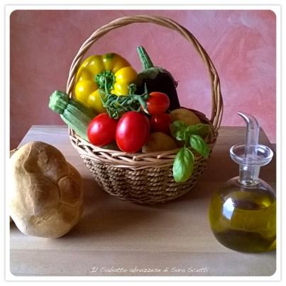 Ingredienti per il Ciabotto :: Verdura fresca di stagione
