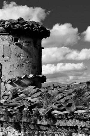 Torrione di un'abitazione abbandonata a Bomba (Chieti) | photo: ©MateldaCodagnone