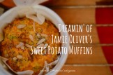 Recipe Testing :: Jamie Oliver's Sweet Potato Muffins | photo: ©MateldaCodagnone