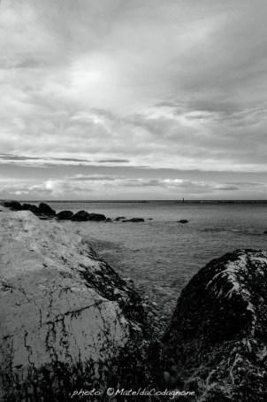 Scorcio della costa dalla spiaggia di Torino di Sangro (Chieti) | photo: ©MateldaCodagnone