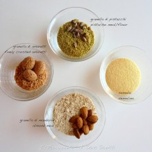 Dry ingredients... Sara Scutti's Holidays Bake Off :: Mini Parrozzi