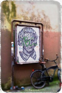 """Monti"" :: Roman Street Art... 