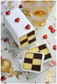 Vanilla n Chocolate Battemberg Cake :: Recipe and Styling: Orsola Ciriello Kogan | Photo ©LuciaZeccara