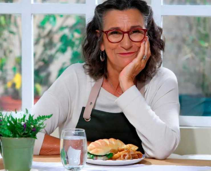 Marcela Lovegrove Recetas de Familia El Gourmet TV