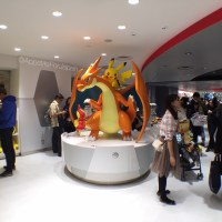 Pokémon Center Mega Tokyo: the largest Pokémon Center in Japan