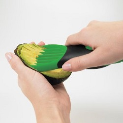 OXO Good Grips 3-in-1 Avocado Slicer - Scoop