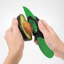 OXO Good Grips 3-in-1 Avocado Slicer - Twist