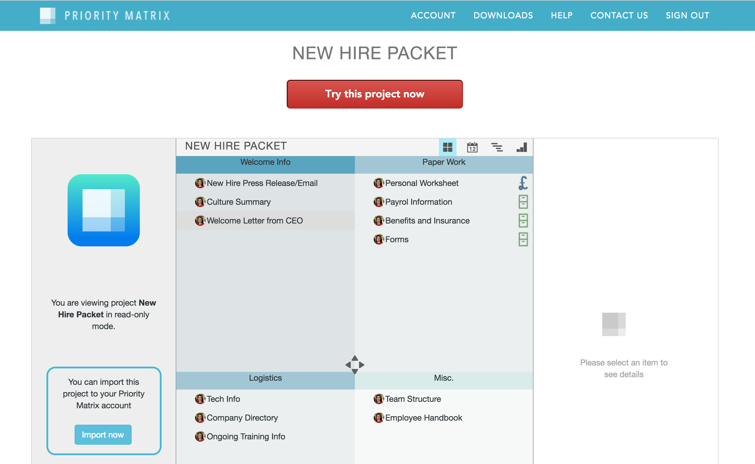 Appfluence Productivity New Hire Packet12