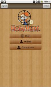 HoboHunt Screen Shot
