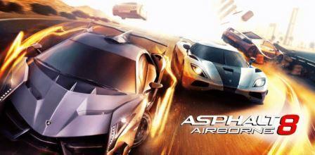 تحميل لعبة سباق السيارات Download Asphalt 8 2020