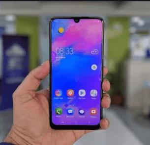 محتويات كرتونة هاتف Samsung Galaxy M30