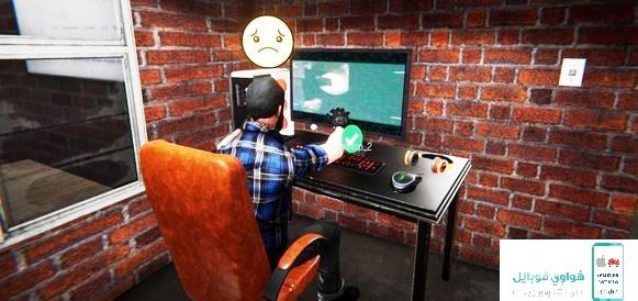 كيفية تحميل لعبة internet cafe simulator