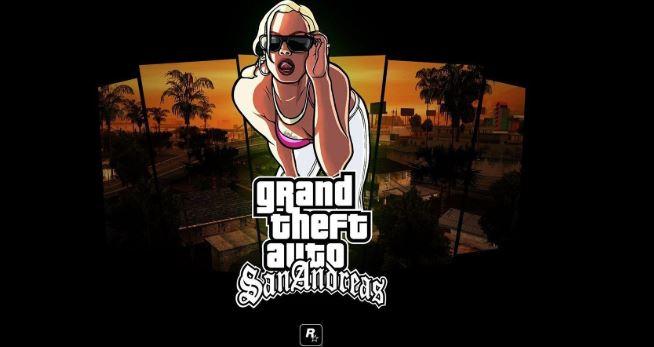 تحميل لعبة جاتا سان أندرس 2020 Gta San Andreas