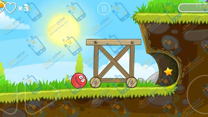 تحميل لعبة Red Ball 4 للكمبيوتر الكرة الحمراء النطاطة
