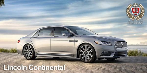 Lincoln Continental - Driver/Tour Guide