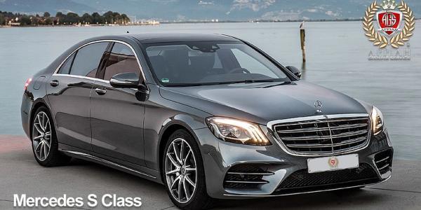 Mercedes S Class - Driver/Tour Guide