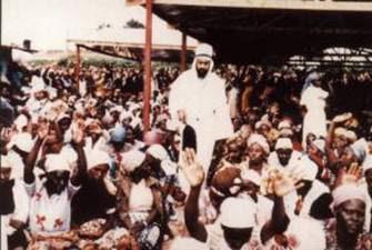 (maitreya in Nairobi, Kenia 1987)