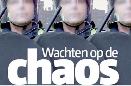 wachten op de chaos
