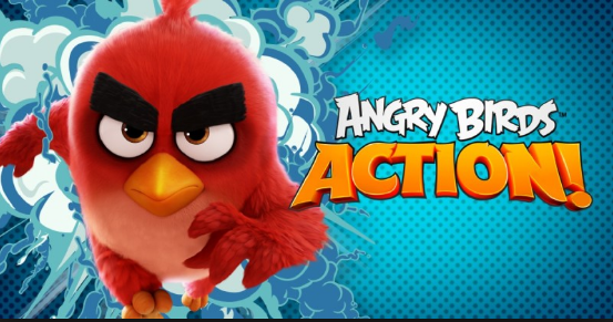 Angry Birds Action v2.6.2 Apk + Mod for android