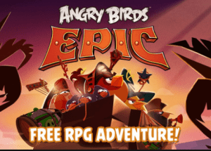 Angry Birds Epic v1.5.0 Apk + Data + Mod for android