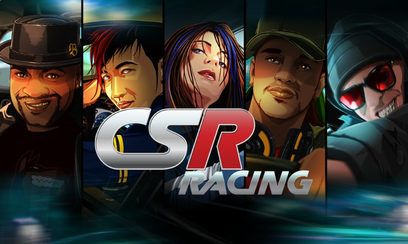 CSR Racing v3.9.0 Apk + MOD + Data for Android