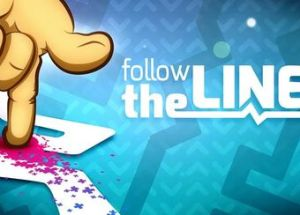 Follow the Line 2 v1.6 Apk for android