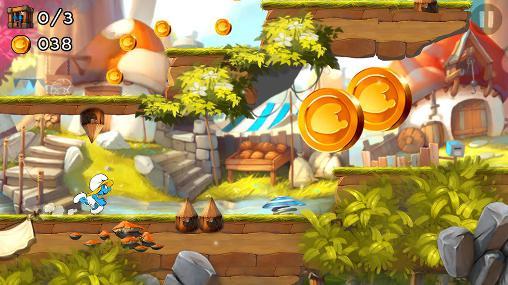 Smurfs Epic Run Mod Apk