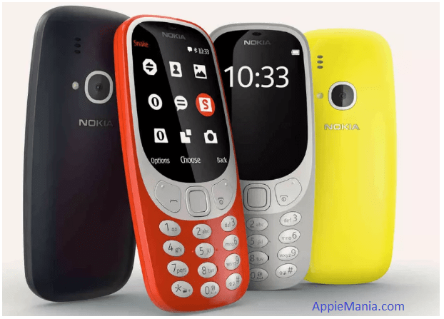 Nokia 3310, The Classic Phone is Back