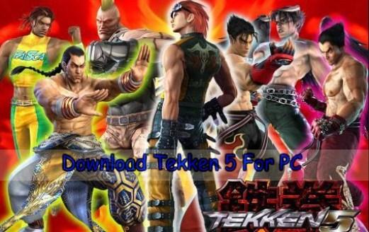 Download Tekken 5 for PC