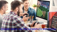 Computer Games: How They Are Helpful For Work And Play