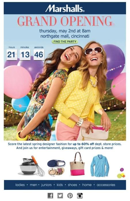 fashion email marketing 1