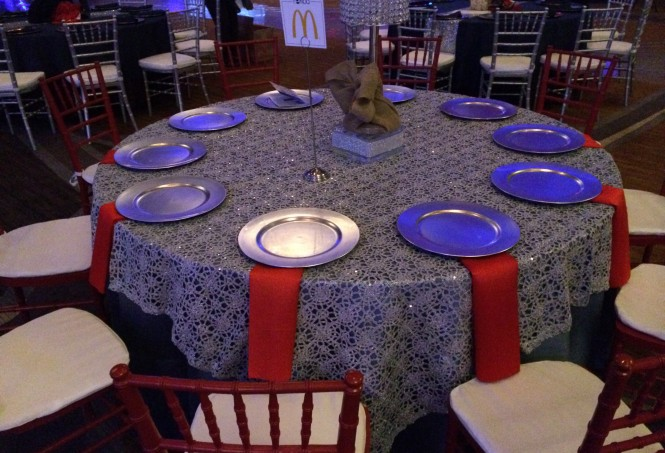 chair cover rentals dallas texas chicco high chairs uk party planning resources applause productions am linen rental laundry service